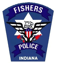 Fishers Police Patch
