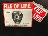 File of Life Folder