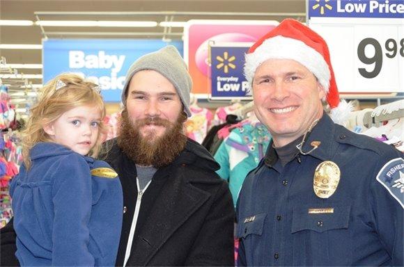 Cops and Kids Program