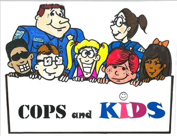 FPD Cops and Kids Logo