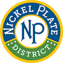 Nickel Plate District logo