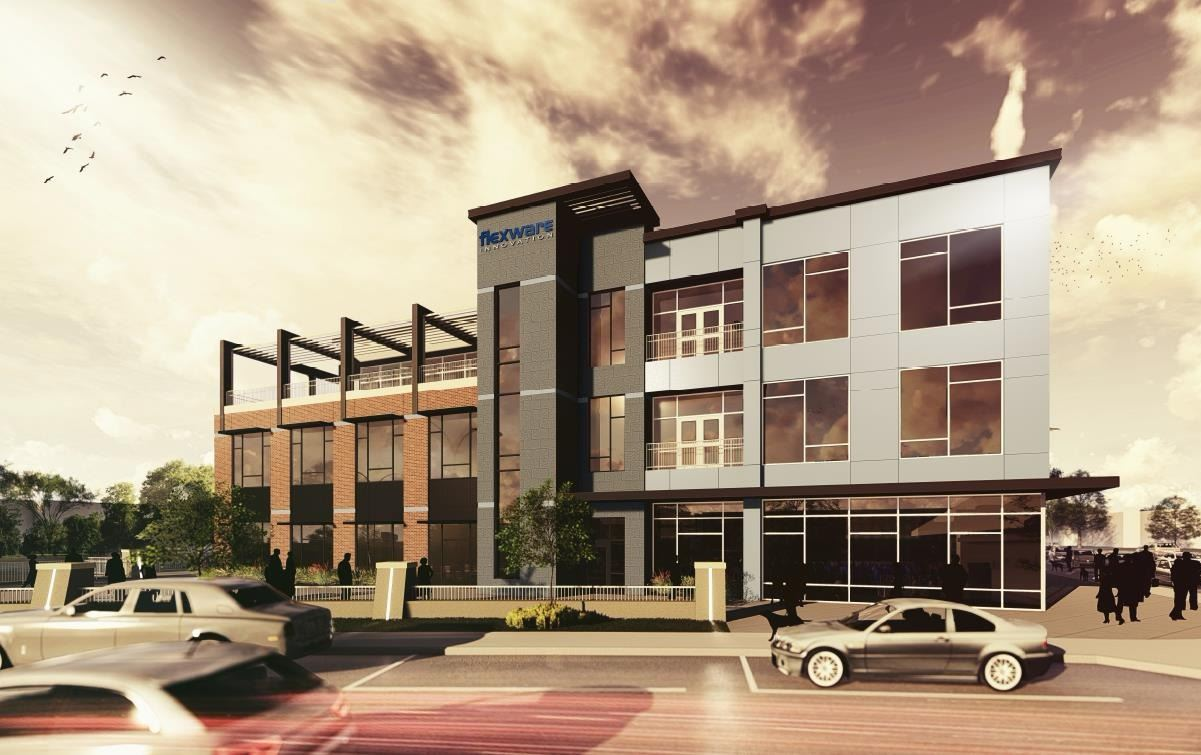 flexware building rendering