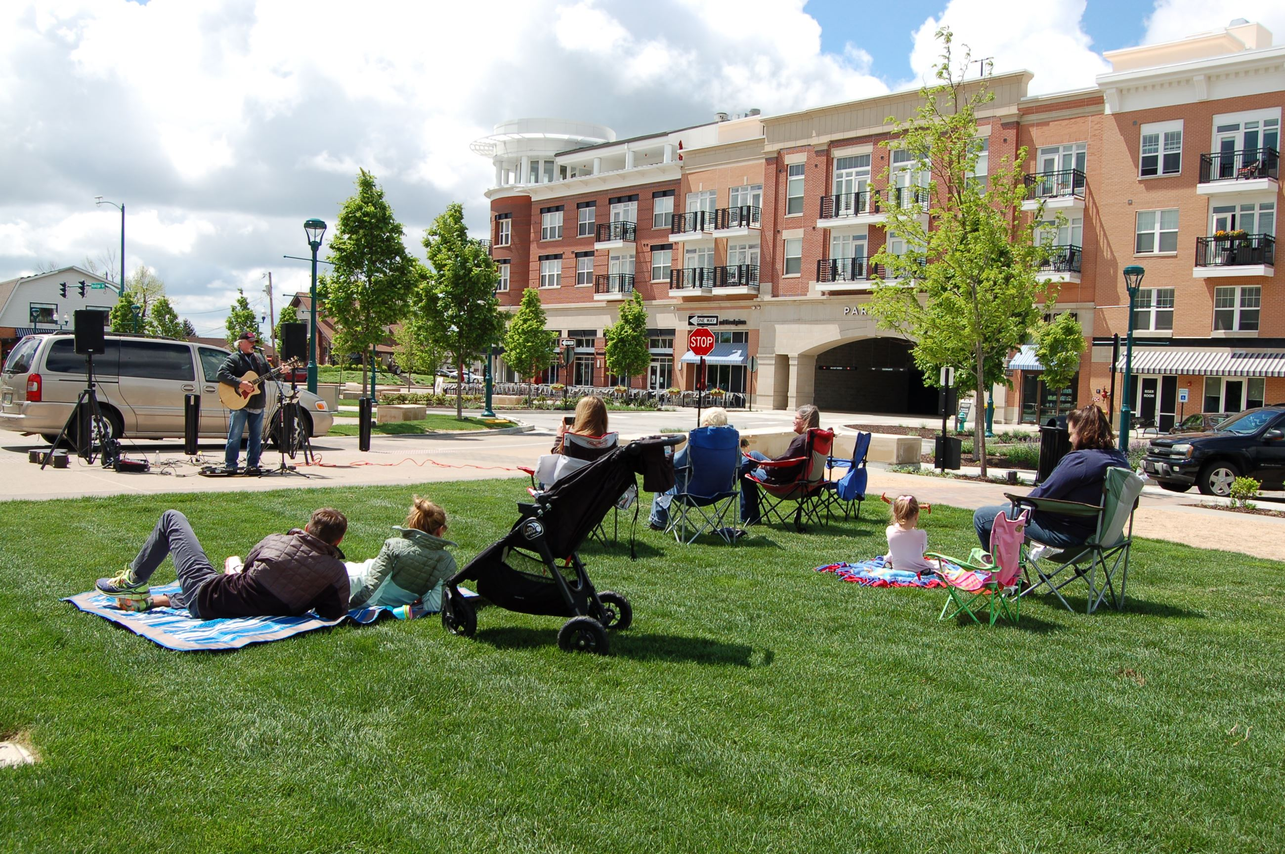 Concerts on the Central Green