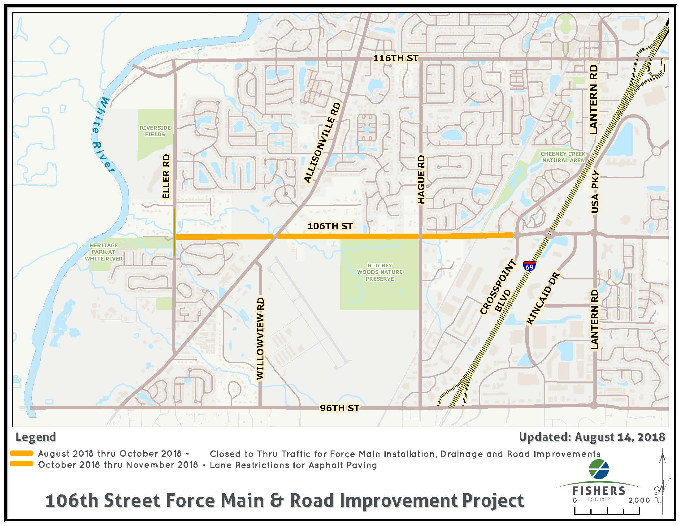 106th St Force Main and Road Improvement Detour_8-14-2018 (002)