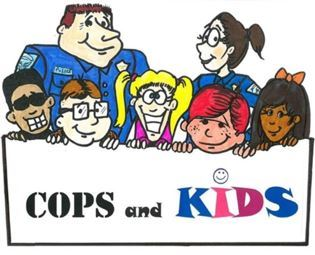 Cops and Kids Marketing Pic