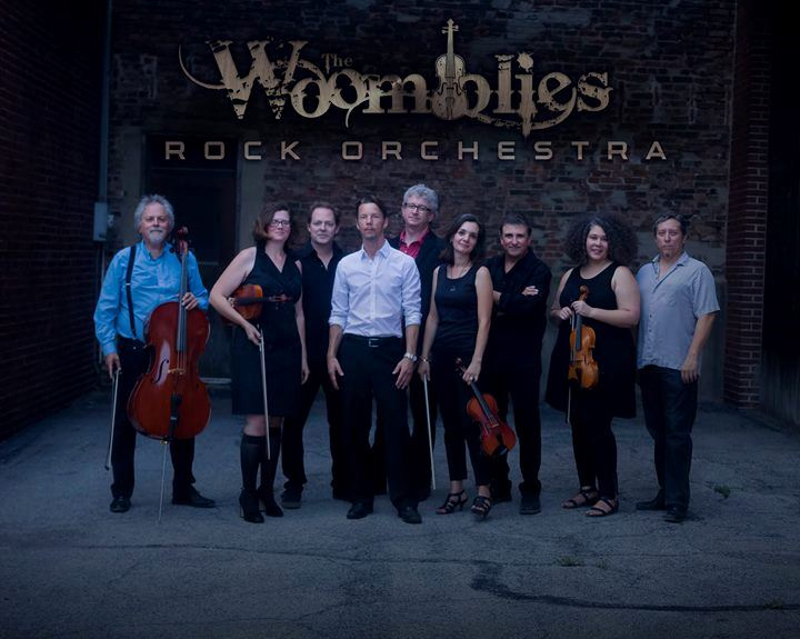 Woomblies Rock Orchestra 2