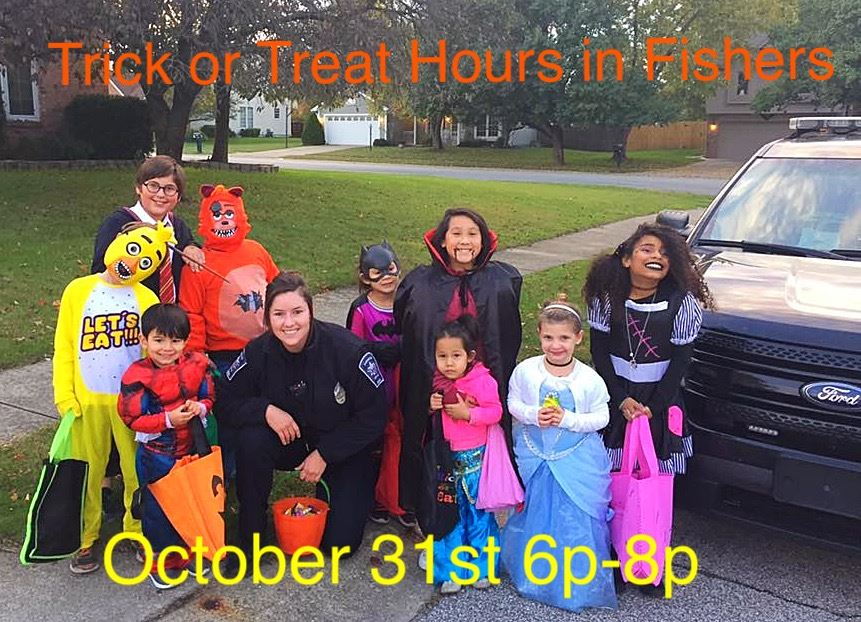10-22-2018 Trick or Treating Hours Pic