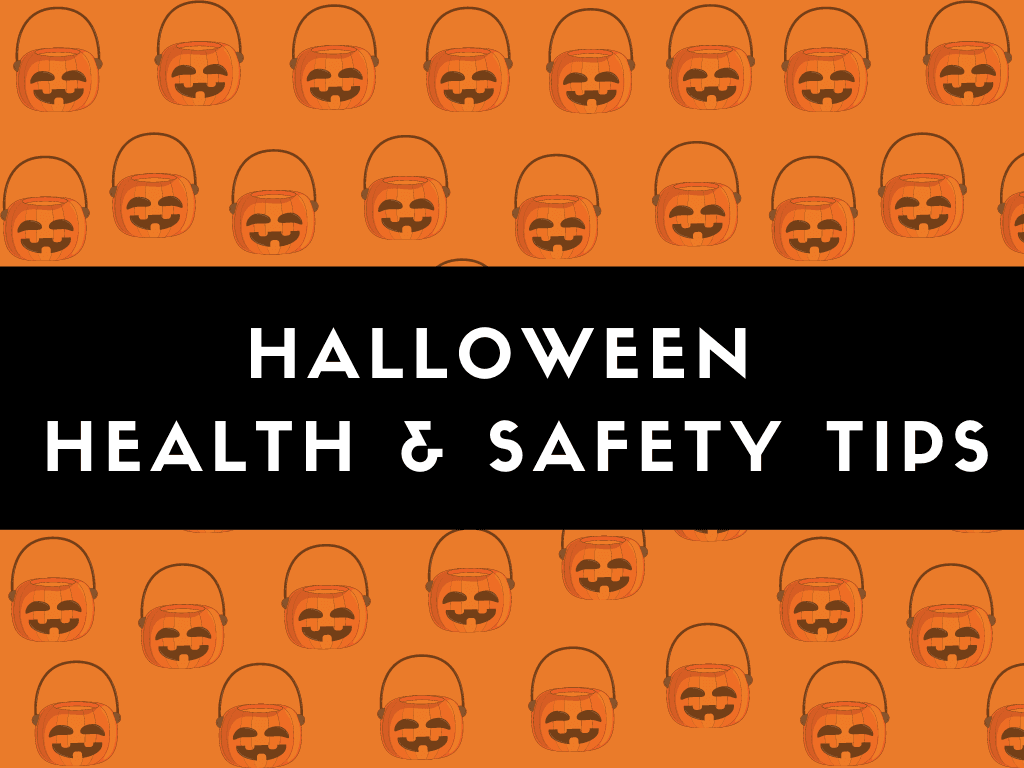 Halloween health and safety tips