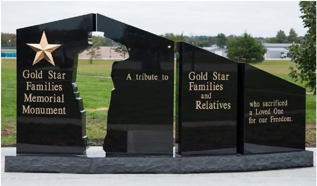 gold star monument