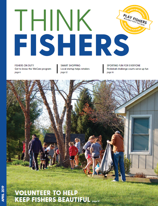 april think fishers cover