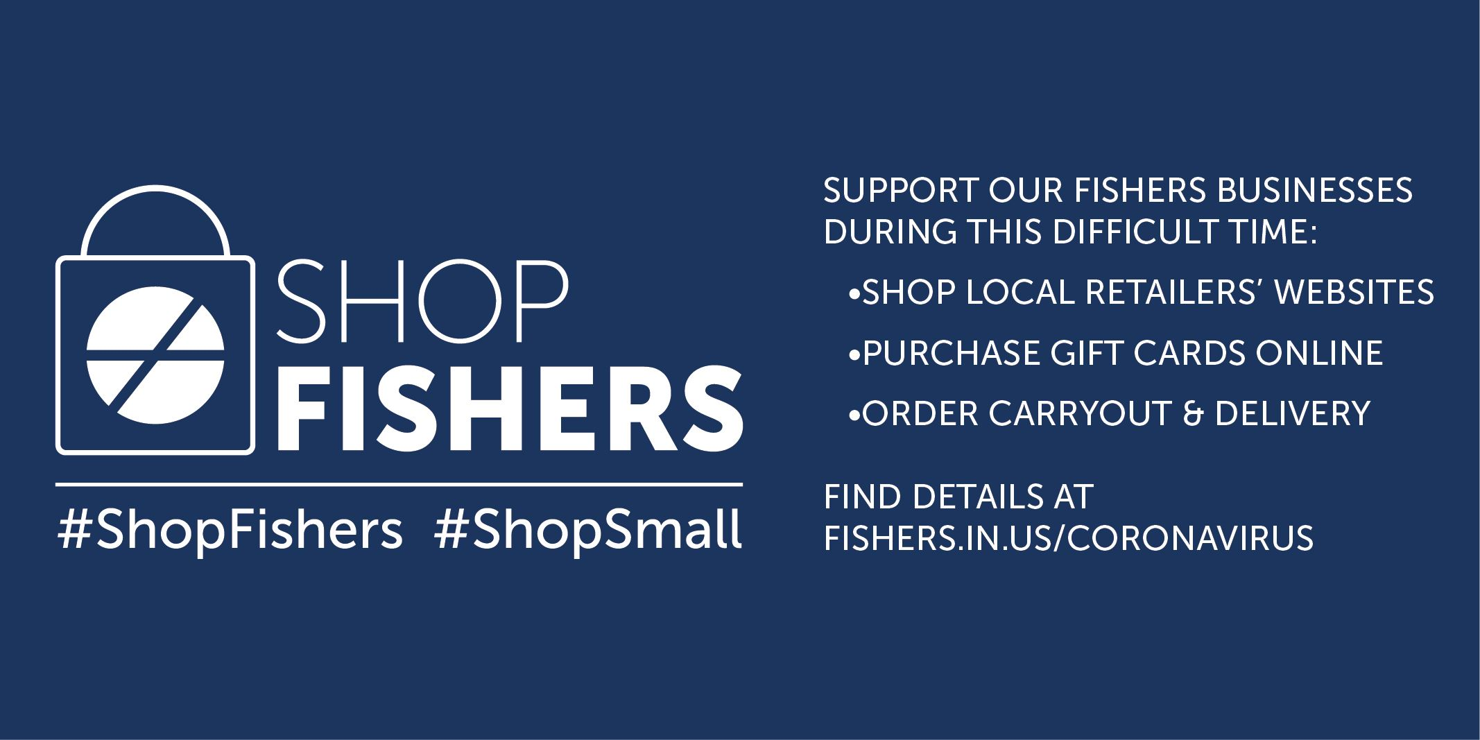 shop fishers | #shopfishers #shoplocal | support our fishers businesses during this difficult time:
