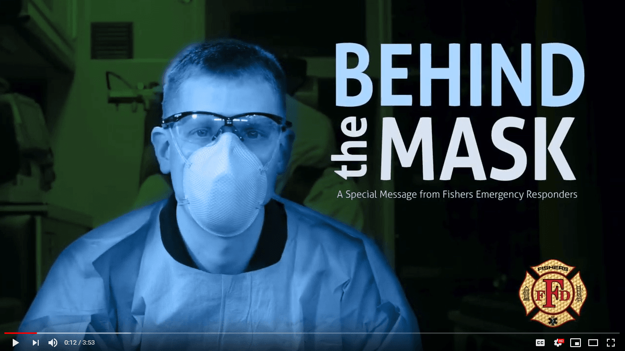 behind the mask Opens in new window
