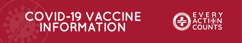 Vaccine Updates