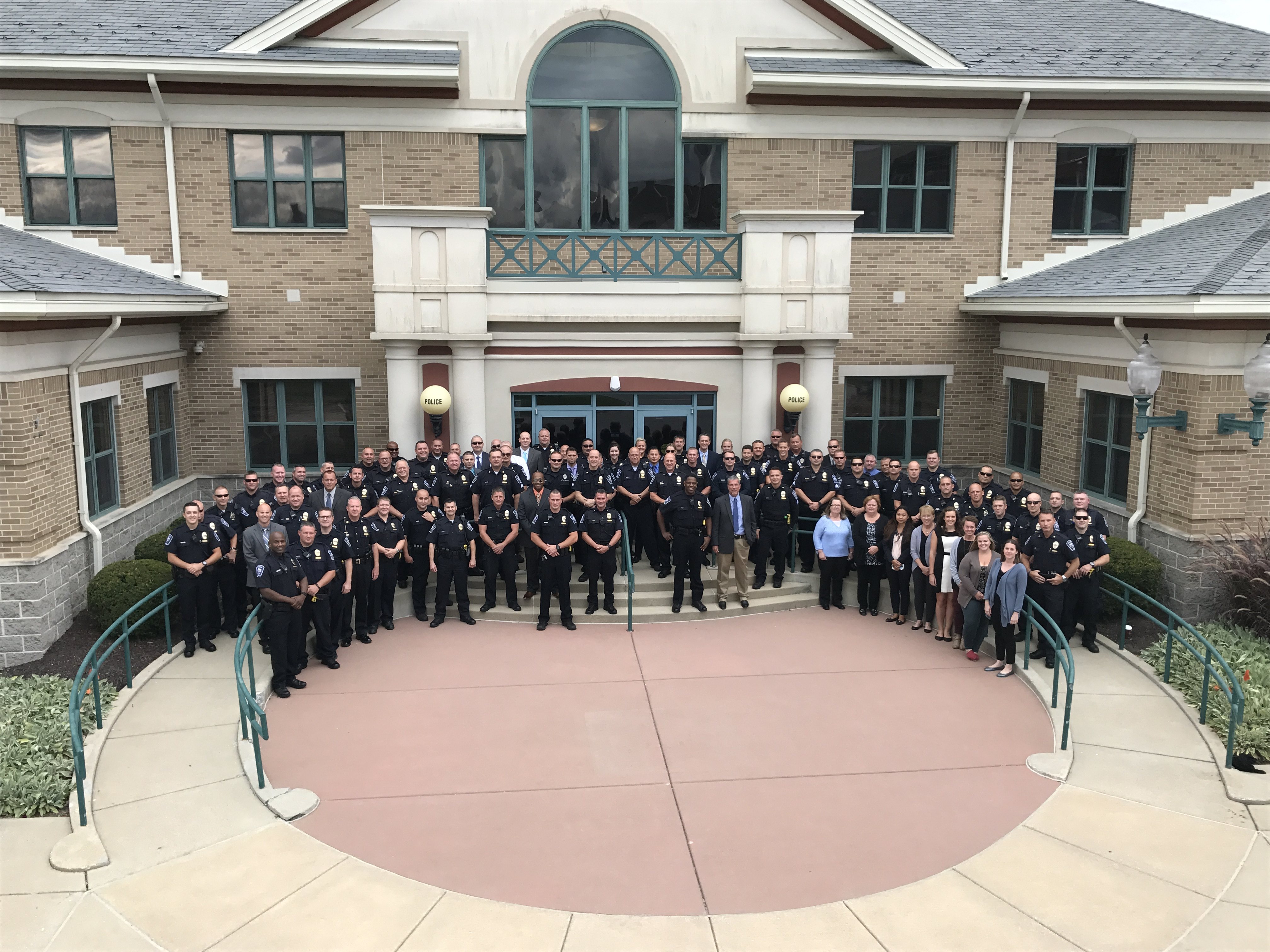 PD Department Photo