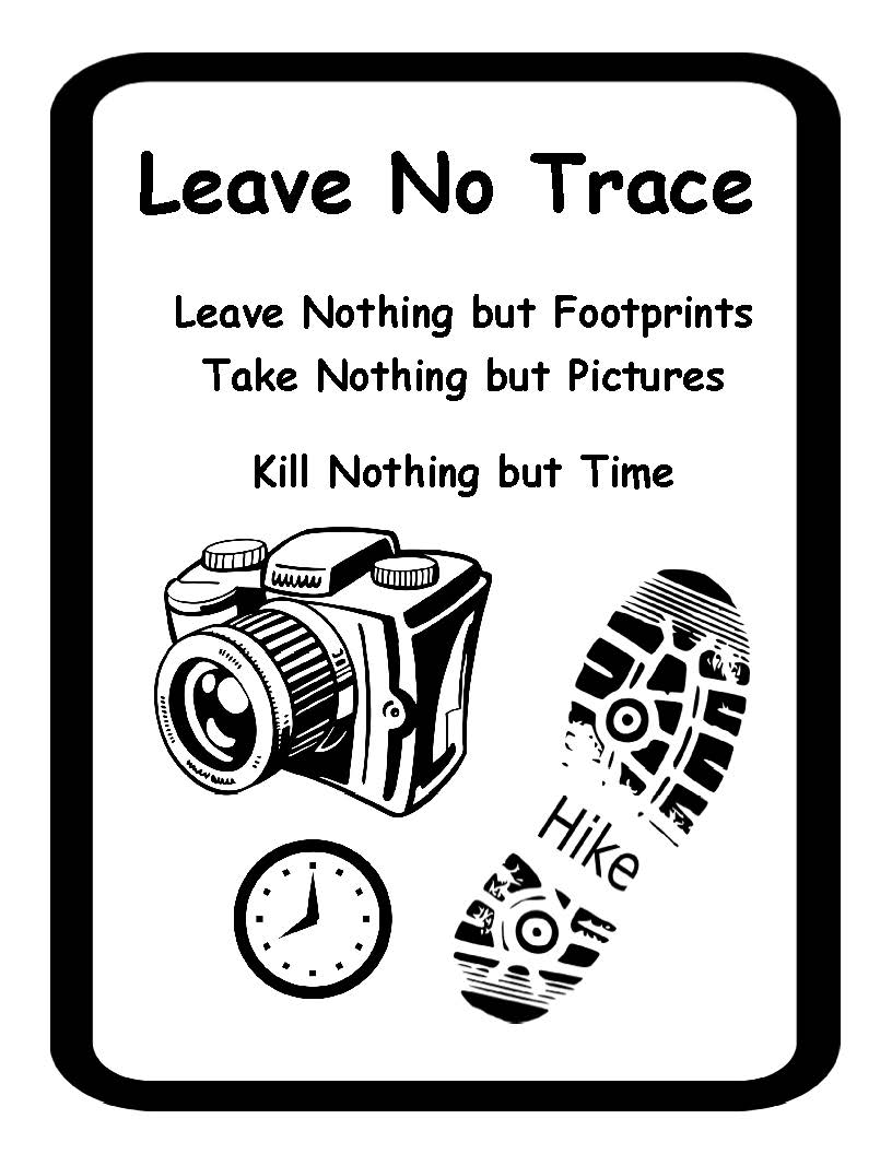 Leave no trace 1