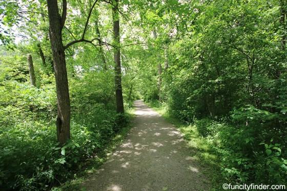 Geist Park Trail